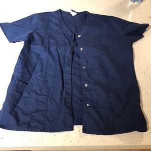 Navy Blue Scrub Bundle
